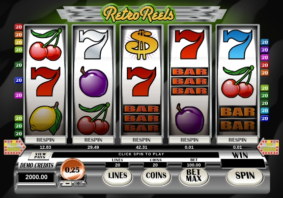 Retro Reels Slot Game